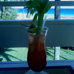 Bloody Mary at Sea Watch