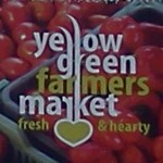 Yellow Green Farmers Market