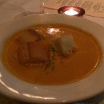 Snow Crab Bisque
